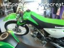 Kawasaki motorcycle Blow out