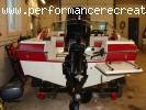 Clean Outboard bowrider